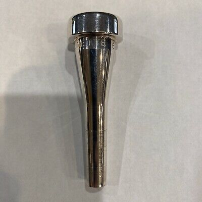 Used Monette Silver Series 6 Trumpet Mouthpiece