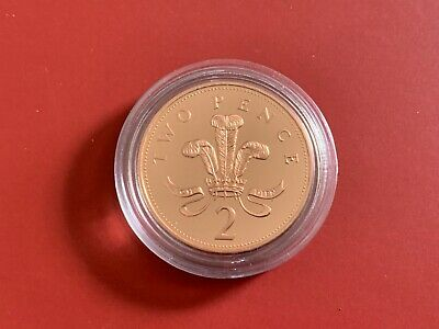 1985 - 2010 Royal Mint Proof 2p Two Pence Coin Multiple Listing Choose Your Coin