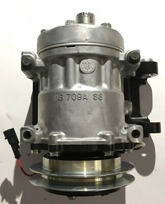 International Sanden OEM A/C Compressor Single Groove Clutch SD7H15 504020809
