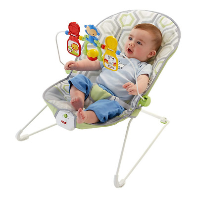 Infant to Toddler Rocker Baby Swing Bouncer Portable Child Rocking Sleeper Chair