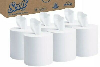 200 Count Pack Case of 12 Kimberly Clark 01510 2400 Scott Paper Towel C-Fold