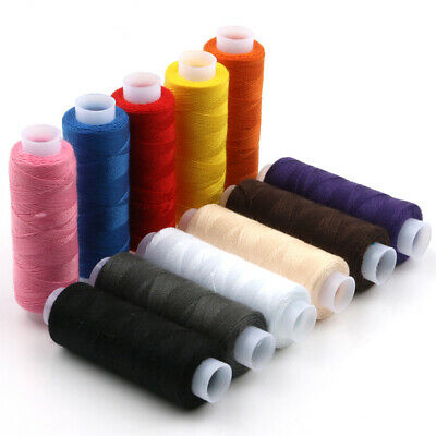 1000m Spool Premium Sewing Thread Coats Duet 100 Polyester 12 Colours