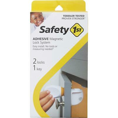 Safety 1st Adhesive Magnetic Lock System (2-Lock Set) HS292  - 1 Each