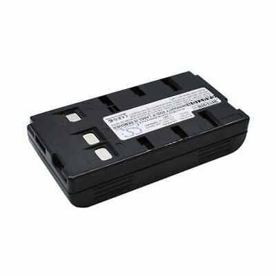 NV-63 HHR-V214A//K NV-3CCD1 4200mAh Replacement for Panasonic LC-1 HHR-V40 NV-A1//E Battery P//N HHR-V20A//1B NV-61