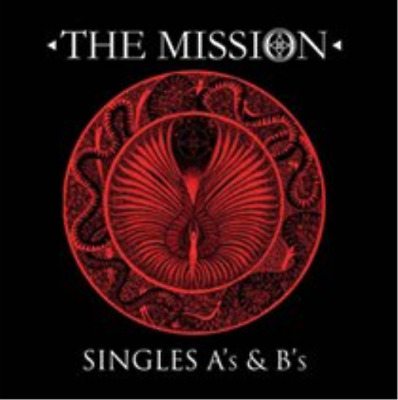 The Mission-Singles A's & B's (US IMPORT) CD NEW