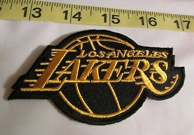 Los Angeles Lakers Logo Patch - Iron On/Sew On (A1)