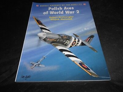 Osprey Aircraft Of The Aces  21 Polish Aces Of World War 2