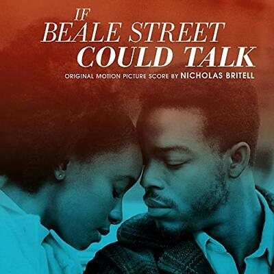 Britell,Nicholas-If Beale Street Could Talk (Original Motion Score) Cd Neuf