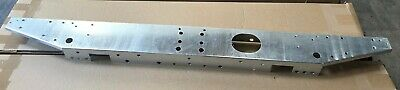 Land Rover Defender Galvanised Wolf Rear Crossmember Cover- Anr3840