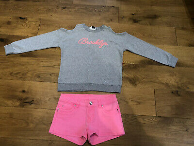 Lovely girls outfit-size UK12-13yrs(S)