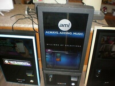 1 ami ngx  digital juke boxes WITH MASK OR YOUR CHOICE