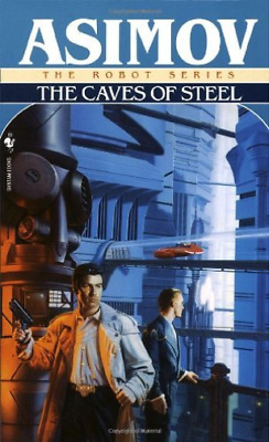 Asimov, Isaac-The Caves Of Steel (US IMPORT) BOOK NEW