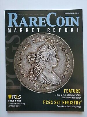 PCGS Rare Coin Market Report May/June 2020