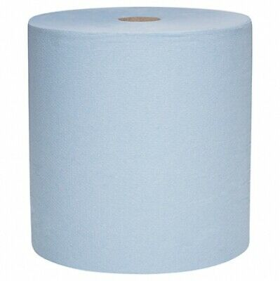 New Kimberly Clark Scott 6668 Hand Towel - Blue Carton (6 Rolls)