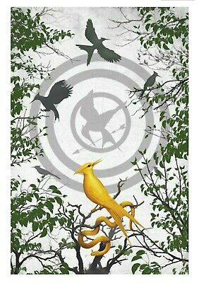 Ballad of Songbirds and Snakes Journal The Hunger Games Book