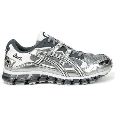 ASICS Gel-Kayano 5 360 Sheet Rock/Silver Running Shoes 1021A162.020 NEW