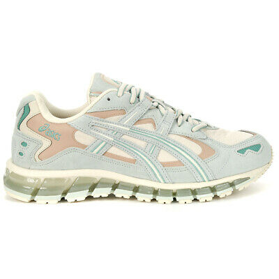 ASICS Gel-Kayano 5 360 G-TX Cool Oatmeal/Lichen Rock Running Shoes 1021A199.2...