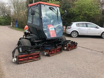 Ransomes Jacobsen Fairway 305 Ride On Mower Lawn Tractor