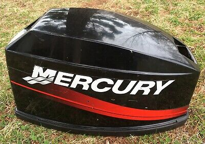 Mercury Mariner 20 25 HP 2-Stroke Outboard Hood Cover Cowling 20hp 25hp