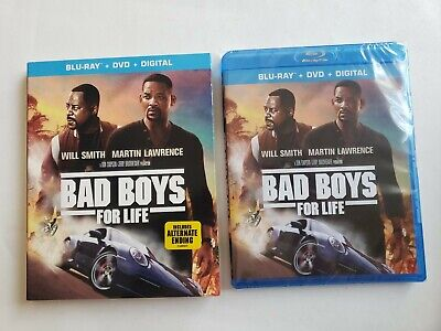 🔥🔥🔥 Bad Boys for Life (Blu-ray + DVD + Digital; 2020)NEW SEALED SHIPS TODAY