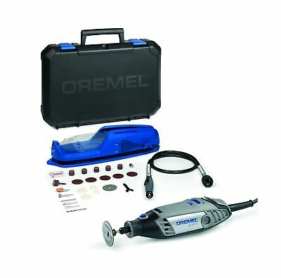 Dremel 3000 Rotary Tool and Multi-Tool Kit with 1 Attachment 25 Accessories, ...