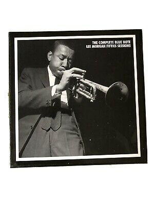 Lee Morgan - The Complete Blue Note Fifties Sessions Mosaic MD4-162 - 4x CD