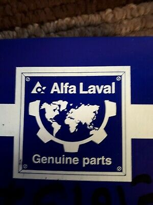 ALFA LAVAL CARBON RING 71 552-00 with Nitrile o ring