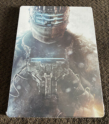 Dead Space 3 Steelbook Case Only New & Sealed No Game