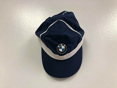 Official BMW Motorad hat Velco back
