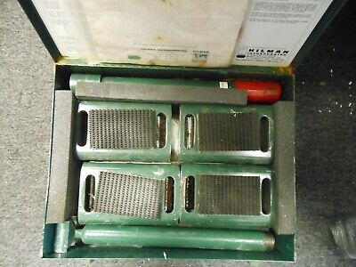Hilman Rollers Delux Kit  Good condition.