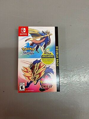 Pokemon Sword and Shield Double Pack BRAND NEW! 🔥