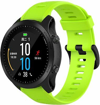 For Garmin Fenix 5 / 5 Plus Strap Silicone Fitness Replacement Sports Band
