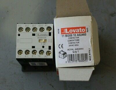 New LOVATO Contactor BG0910A Import Relay, BFF