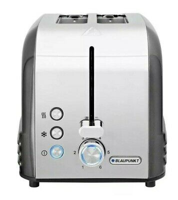 Blaupunkt Stylish Limited Edition Platinum Collection Toaster Brand New
