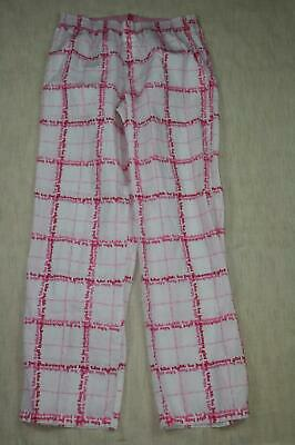 "Pink Victoria's Secret ""Every Girl Has The Right To Be Pink"" Lounge Pants Size M"