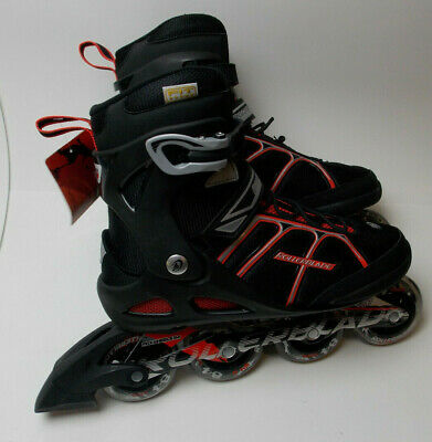 Rollerblade Macroblade 84mm Fitness Recreational Inline Skate Size 10 - Open Box