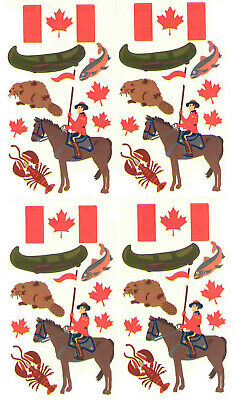 WE R MEMORY KEEPERS NORTH POLE EMBOSSED STICKERS EMBELLISHMENT NEW A20816