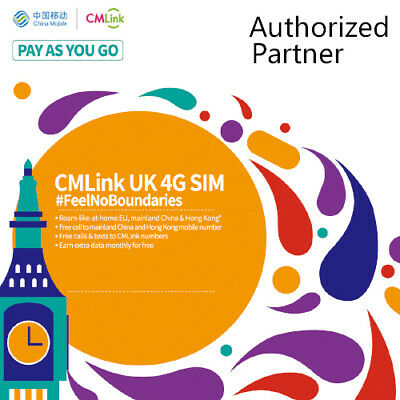 CMLink UK  Pay As You Go Sim, Best value sim travel to China & Hong Kong