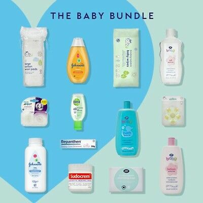 Stay @ Home Branded Baby Bundle - Just £25!! (see items list)