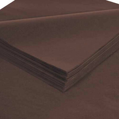 """20"""" x 30"""" Brown Tissue Paper 480 Pack"""