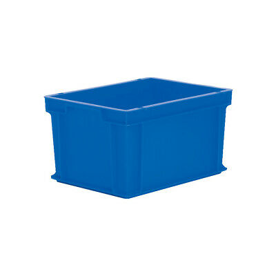 Matlock 400x300x220mm Euro Container Blue