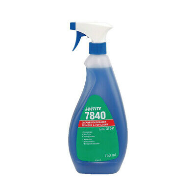 Loctite 7840 Natural Blue Degreaser 750ml