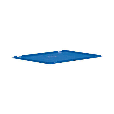 Matlock 400x300mm Euro Container Lid Blue