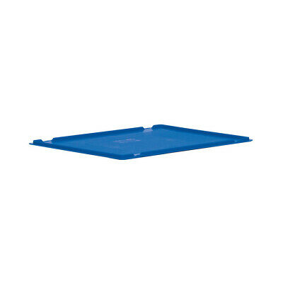 Matlock 600x400mm Euro Container Lid Blue