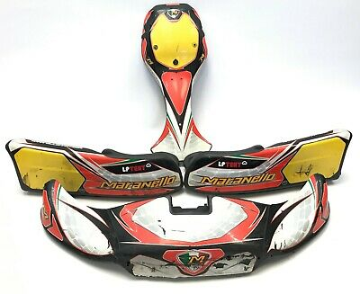 Maranello Kart New Age 2 Bodywork Pod Set