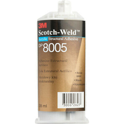 3M DP8005 Scotchweld Adhesive 38ml