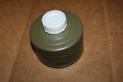 NEW NATO Issue Replacement 40MM Filter Gas Mask Filters Fits Israeli Polish MP5