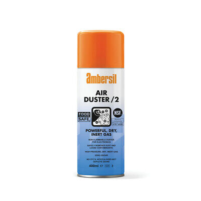 Ambersil Air Duster, Non-flammable, 400ml