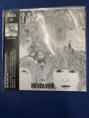 Revolver [Slipcase] by The Beatles Cd , Capitol . Unplayed In Plastic Cover