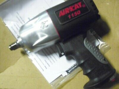 "AIRCAT 1150 ,Killer Torque 1/2"" drive  Impact Wrench. NEW, WITH BOX."